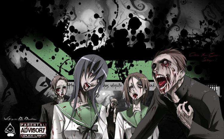 zombiesanime
