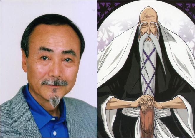 Q.E.P.D. Masaaki Tsukada, seiyuu de Bleach, One Piece, FMA