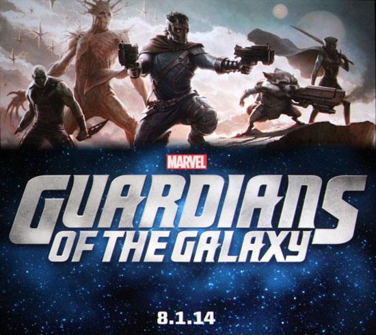 """Por fin tenemos el primer trailer oficial de """"Guardianes de la Galaxia"""" la expansión del universo cinematográfico de Marvel"""