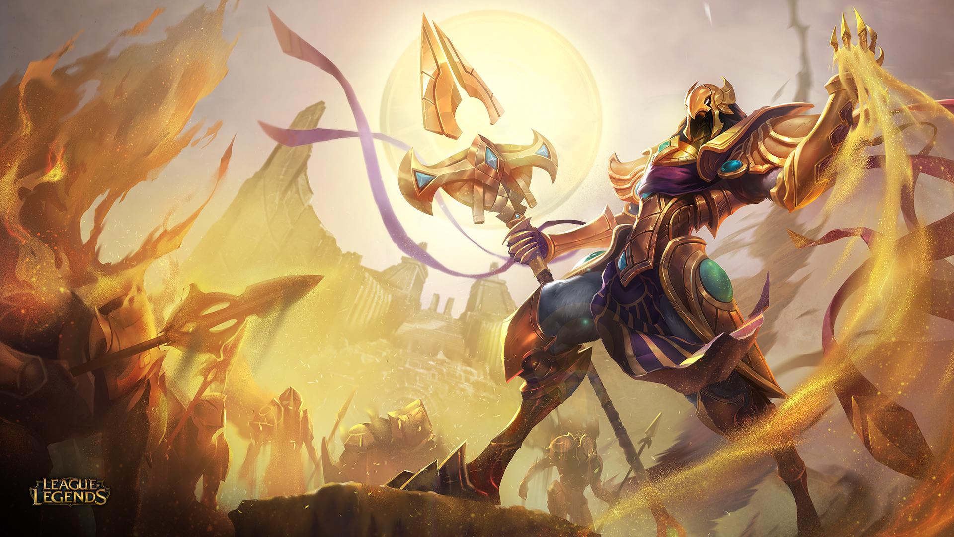 League of Legends: Llega Azir, el Emperador de las Arenas