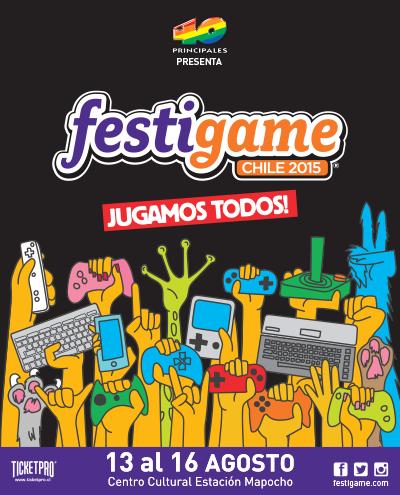 Festigame 2015: Detalles y entradas