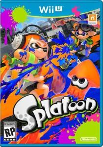Caja del juego Splatoon