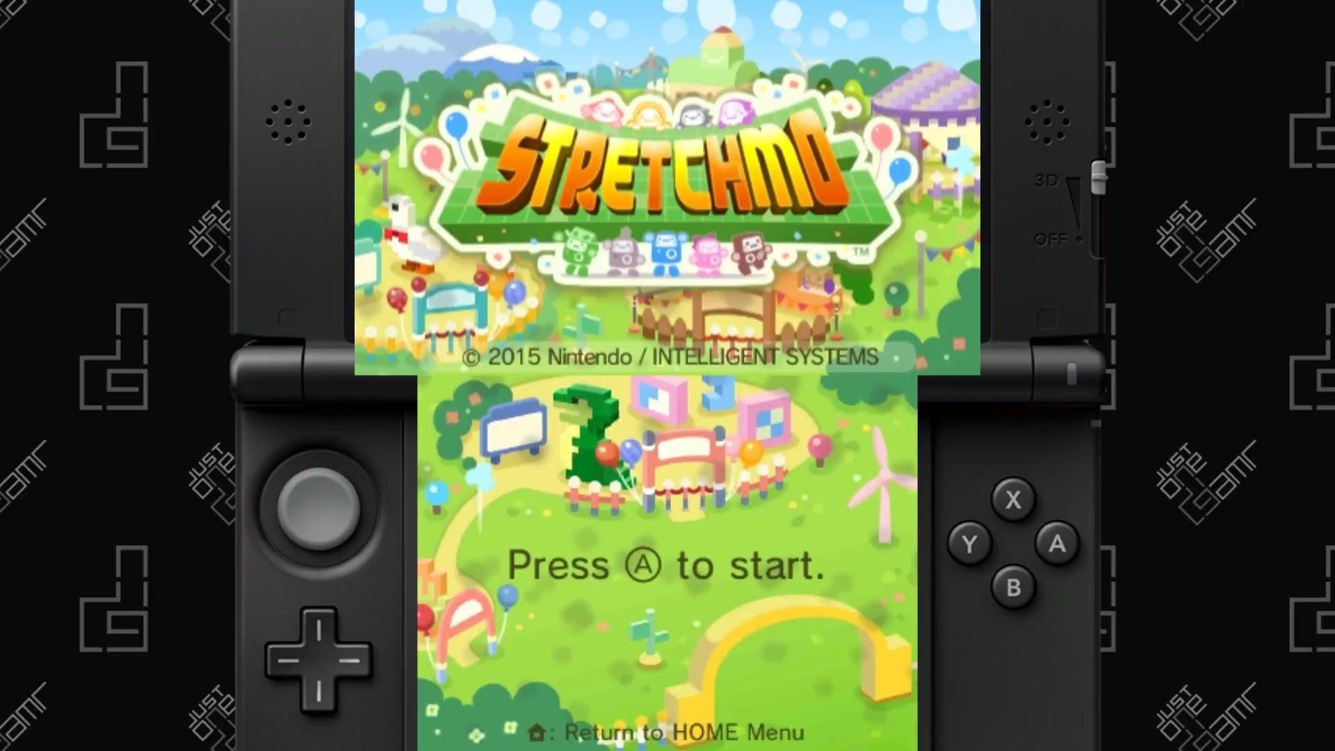 stretchmo 3DS