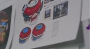 Lo que parece ser un centro Pokémon