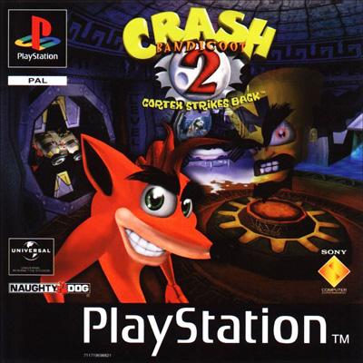 La época dorada de Crash Bandicoot
