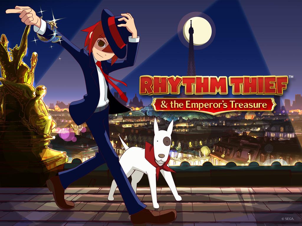 Análisis: Rhythm Thief y el Misterio del Emperador (Nintendo 3DS)
