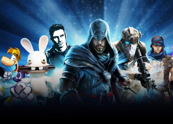 Ubisoft celebrará sus 30 años en FestiGame Fanta Zero