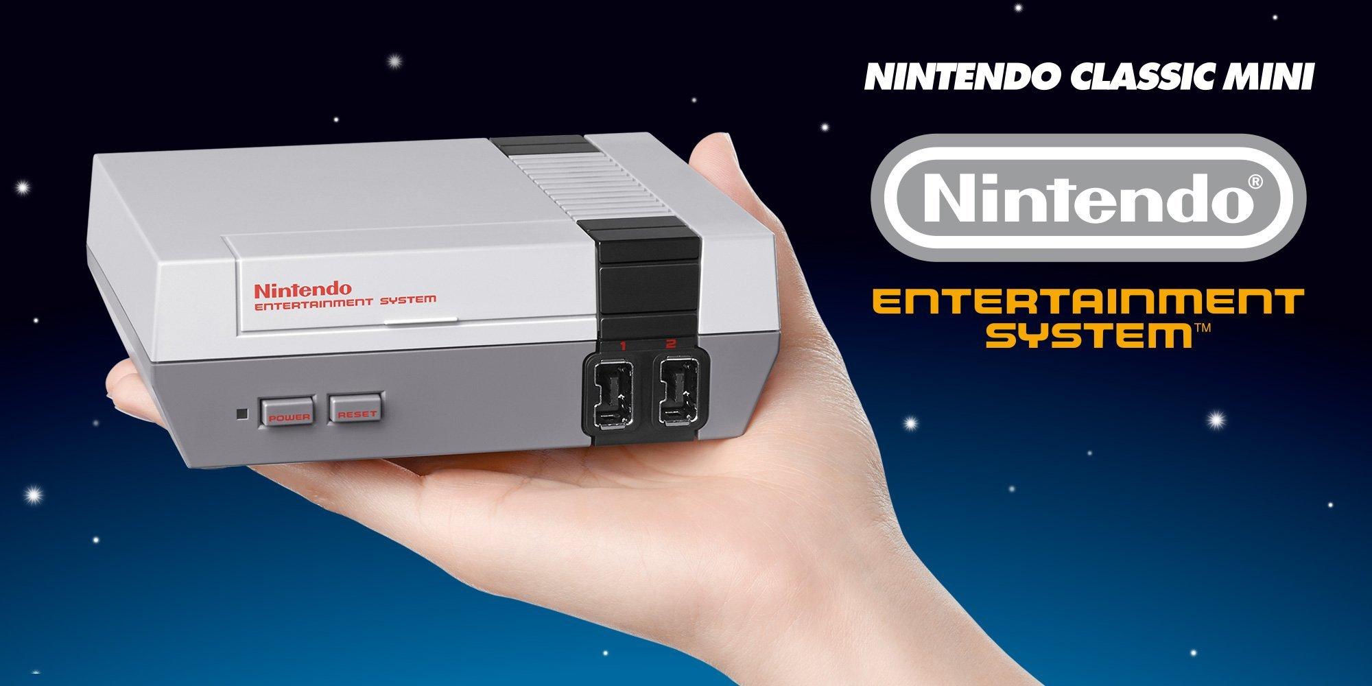Regresa a tu infancia con la nueva NES Classic Edition de Nintendo