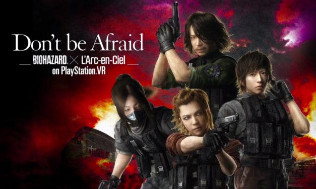 L'Arc-En-Ciel colabora con Resident Evil en video de realidad virtual
