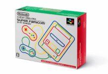 Caja de Super Famicom Mini